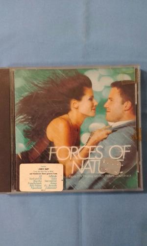 cd forces of nature (u2-chris tart-tricky-gomez-faithless-rl