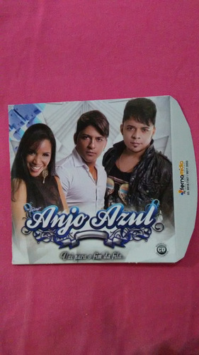 cd forró anjo azul - promocional - frete gratis