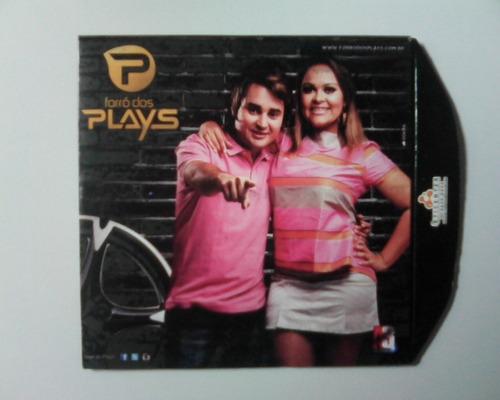 cd forró dos plays - promo - frete gratis