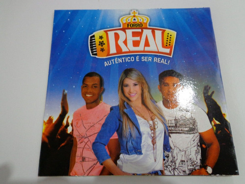 cd forró real - promocional - frete gratis