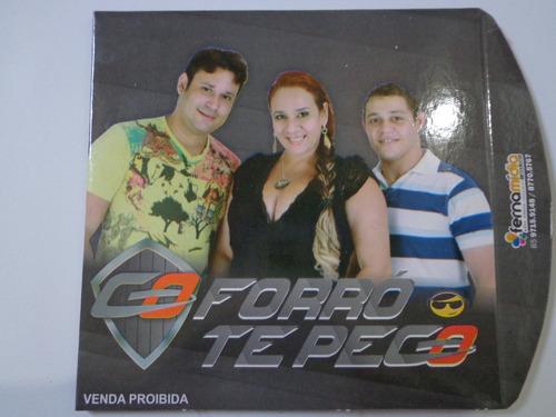 cd forró te pego - promocional 2013 - frete gratis
