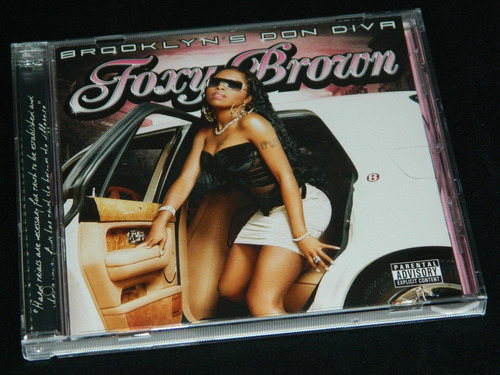 cd foxy brown brooklyn's don diva