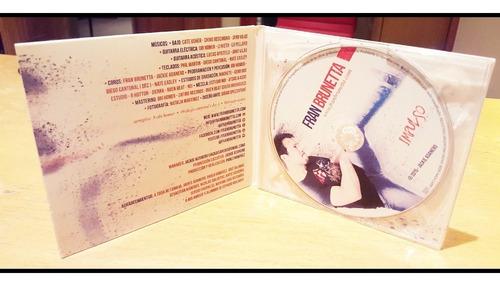 cd fran brunetta - impulso (2015)