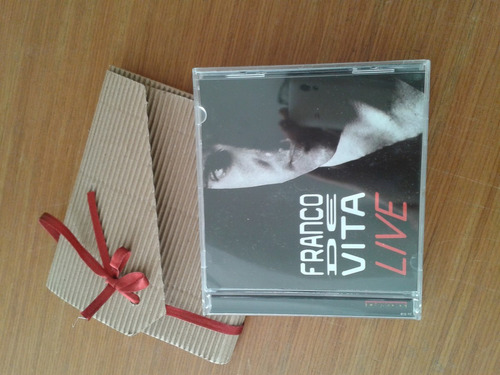 cd franco de vita   live   original