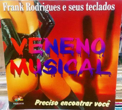 cd frank rodrigues e seus teclados preciso encontrar voce