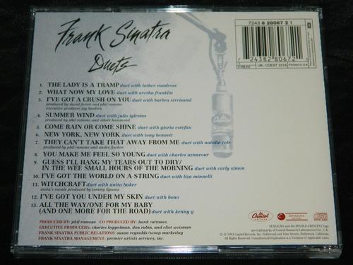 cd frank sinatra duets