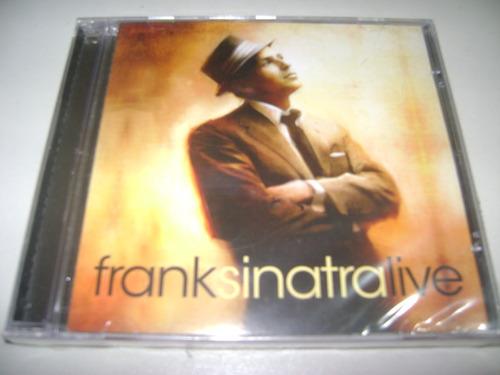 cd frank sinatra live ! original !
