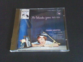 cd  frank sinatra - the columbia years 1943-1952