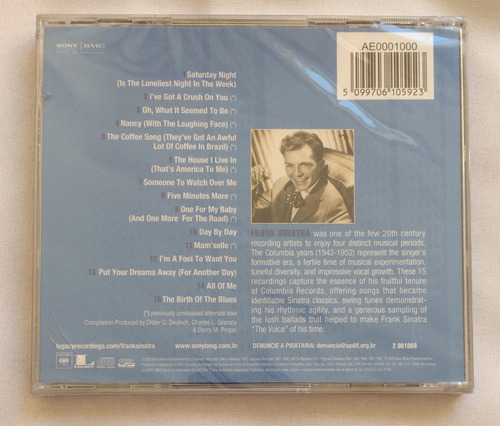 cd frank sinatra (the columbia years ) hbs