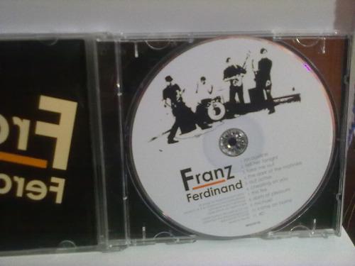 cd franz ferdinand @ franz ferdinand   (importado)