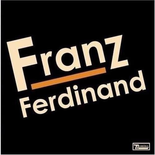 cd - franz ferdinand - franz ferdinand - lacrado