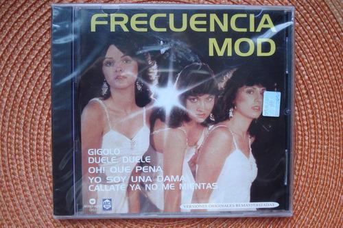 cd frecuencia mod chileno