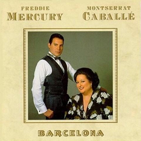cd freddie mercury e montserrat caballé* barcelona