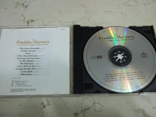 cd freddie mercury flash música queen anos 70 80 90