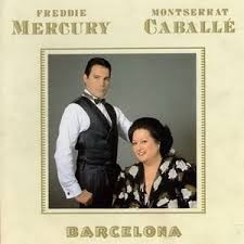 cd freddie mercury & montserrat cabale - barcelona