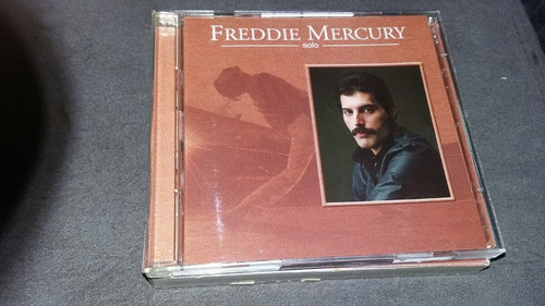 cd freddie mercury solo3 cds * encarte