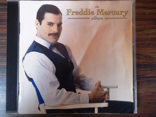 cd freddie mercury-the album