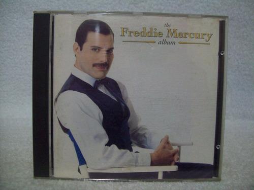 cd freddie mercury- the freddie mercury album- importado