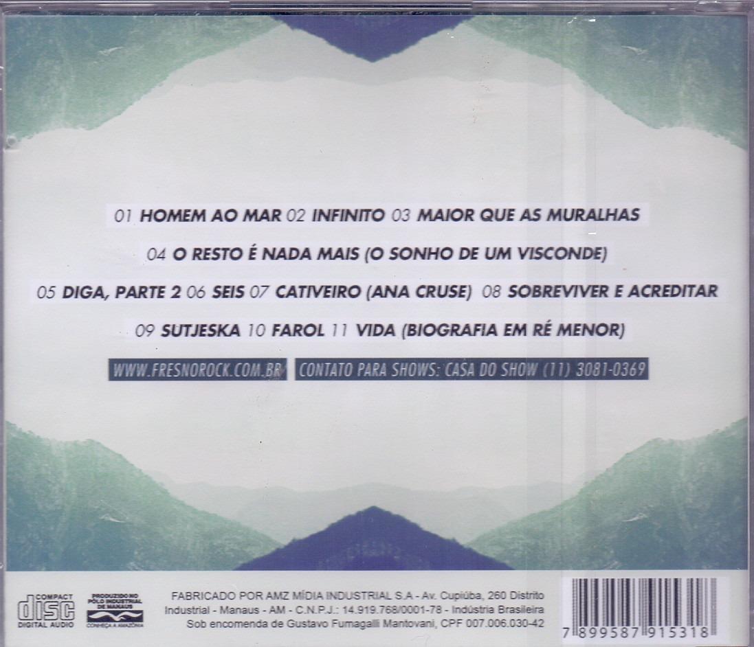 novo cd fresno infinito