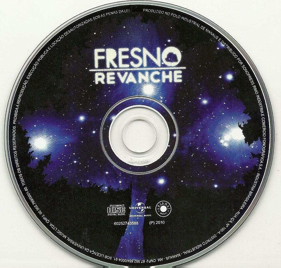 o cd revanche fresno