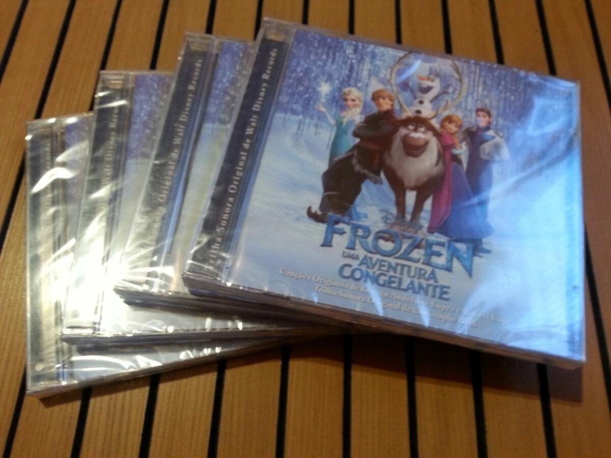 trilha sonora frozen portugues