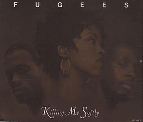 cd fugees - killing me softly (refugee camp) - importado