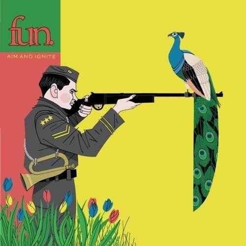 cd : fun. - aim and ignite (cd)