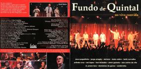 VIVO QUINTAL DE CD AO BAIXAR CONVIDA FUNDO