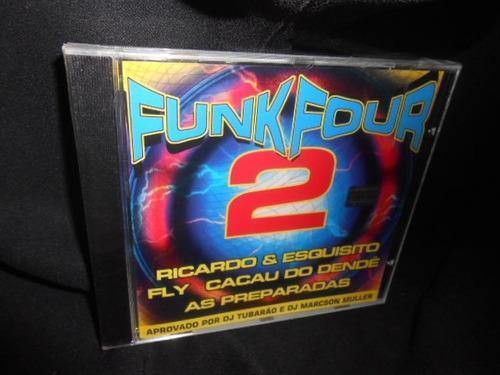 cd funk four 2  / vem menina  --lacrado-- frete grátis
