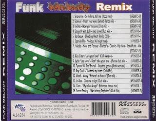 cd-funk melody remix-totalmente mixado