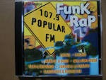 cd  - funk rap 107,9 popular fm - 1997