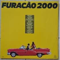 cd-furacão 2000-1992-som livre-em ótimo estado