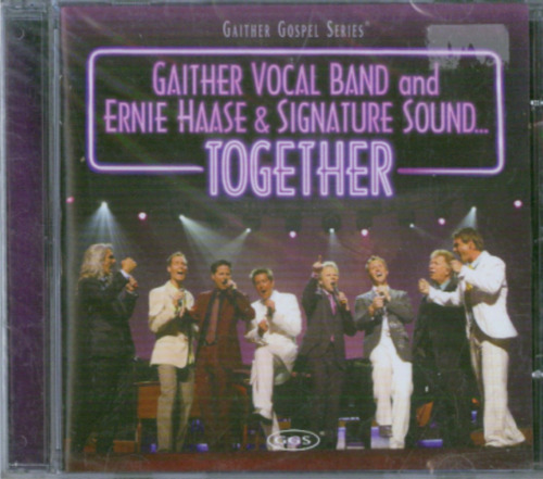 cd gaither vocal & ernie haase & signature sound - together