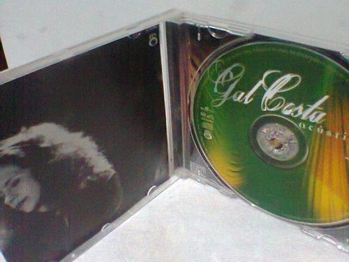 cd gal costa  @  acústico   ao vivo  --1997--   (frete gráti