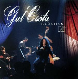 cd gal costa - acústico mtv