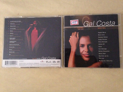 cd - gal costa - duetos