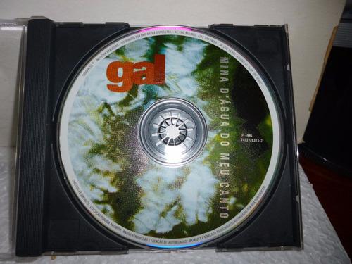 cd gal costa - mina d'água do meu canto 1995