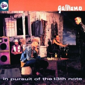 cd galliano in pursuit of the 13th note