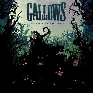 cd gallows orchestra of wolves - usa