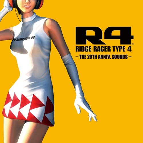 cd : game music - r4 (the 20th anniv sounds) (original...
