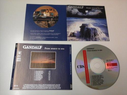 cd gandalf - from source to sea (importado)