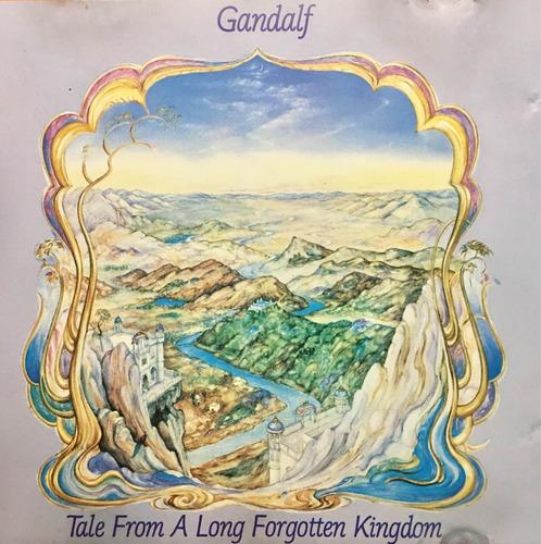 cd gandalf tale from a long forgotten kingdom