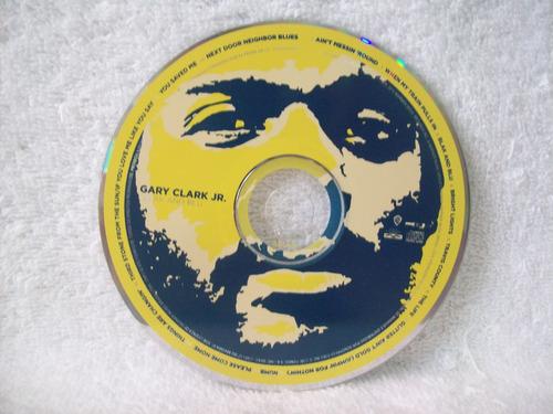 cd gary clark jr.- blak and blu