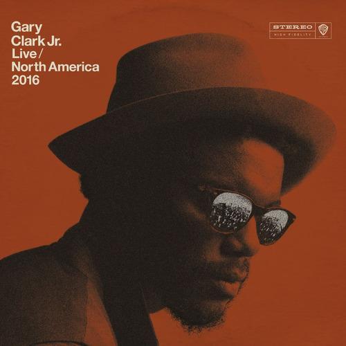 cd : gary clark jr. - live north america 2016 (cd)