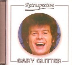 cd - gary glitter - retrospective - lacrado