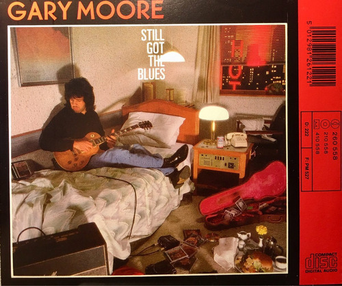 cd gary moore still got the blues - made in austria