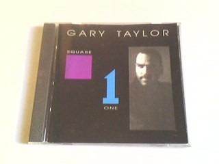 cd gary taylor - square one  (importado)