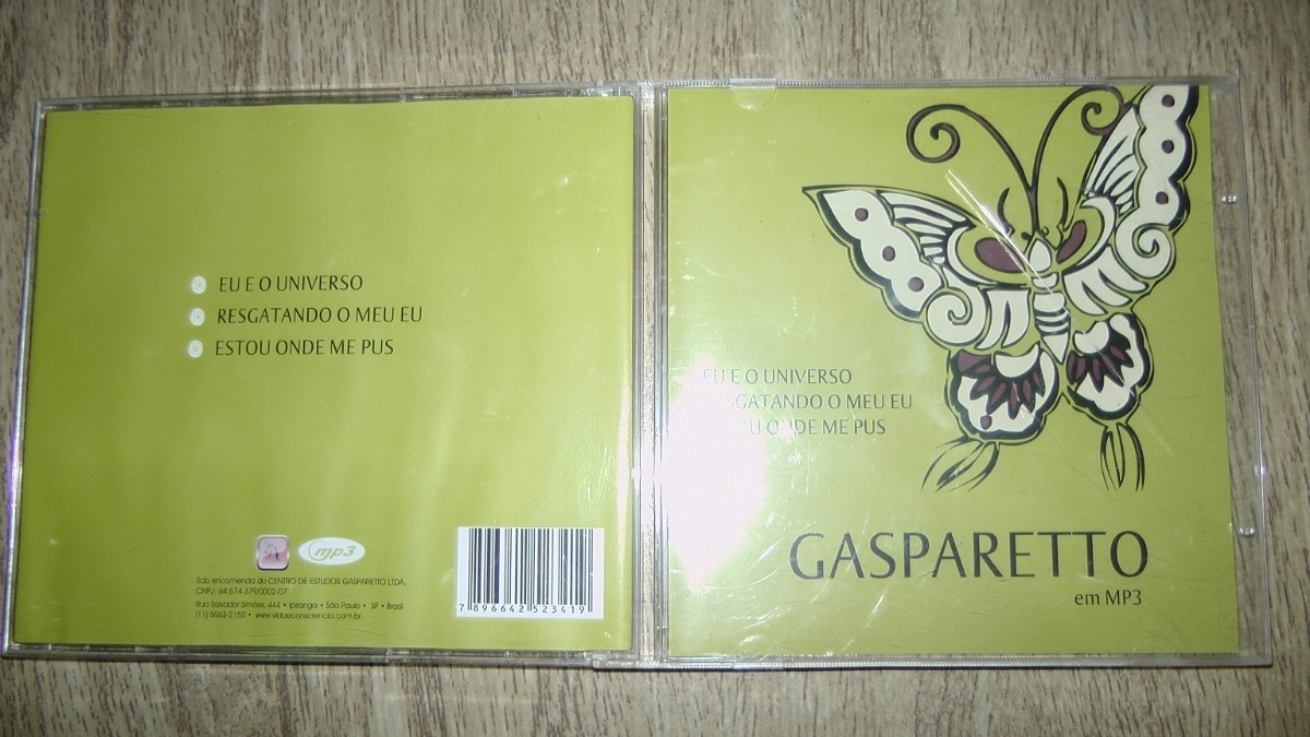 gasparetto mp3