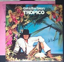 cd gato barbieri - tropico (usado/otimo)