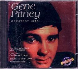 cd gene pitney - greatest hits (novo/lacrado)